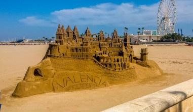 Valencia plage beach Espana Espagne Blogvoyage Blog voyage icietlabas (14)