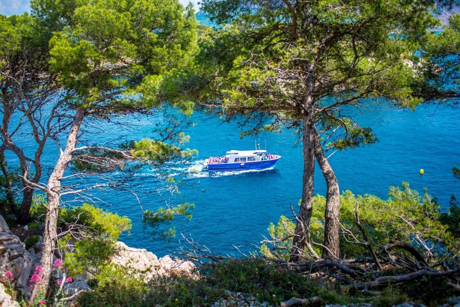 Calanques Cassis Paca Provence Alpes Côte D'Azur Blog Voyage Icietlabas