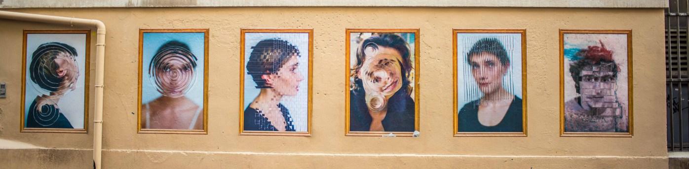 Marseille street art rue mazagran Paca Provence Alpes Côte D'Azur Blog Voyage Icietlabas