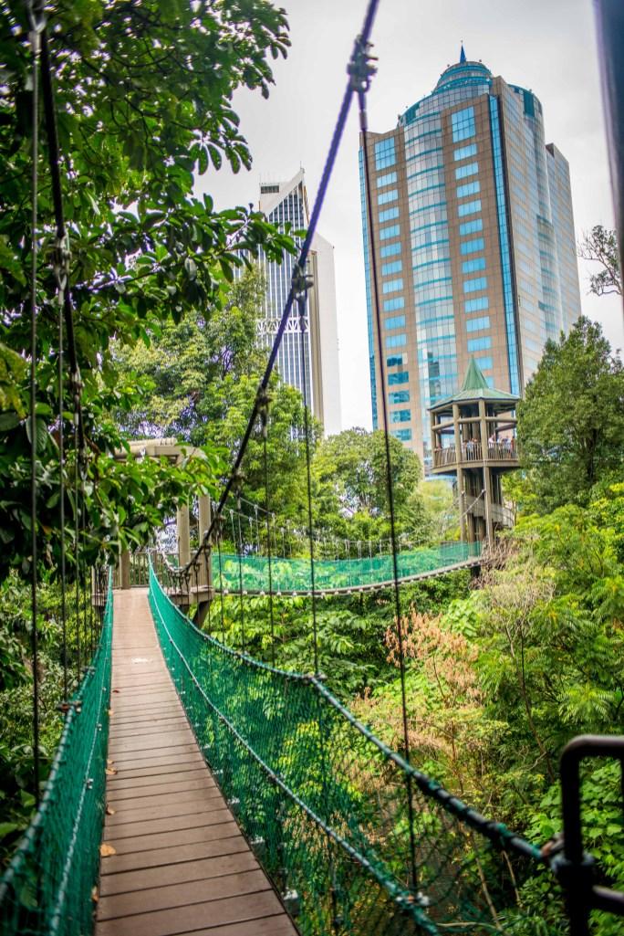 Kuala Lumpur KL ECOPARK Malaisie blog voyage icietlabas