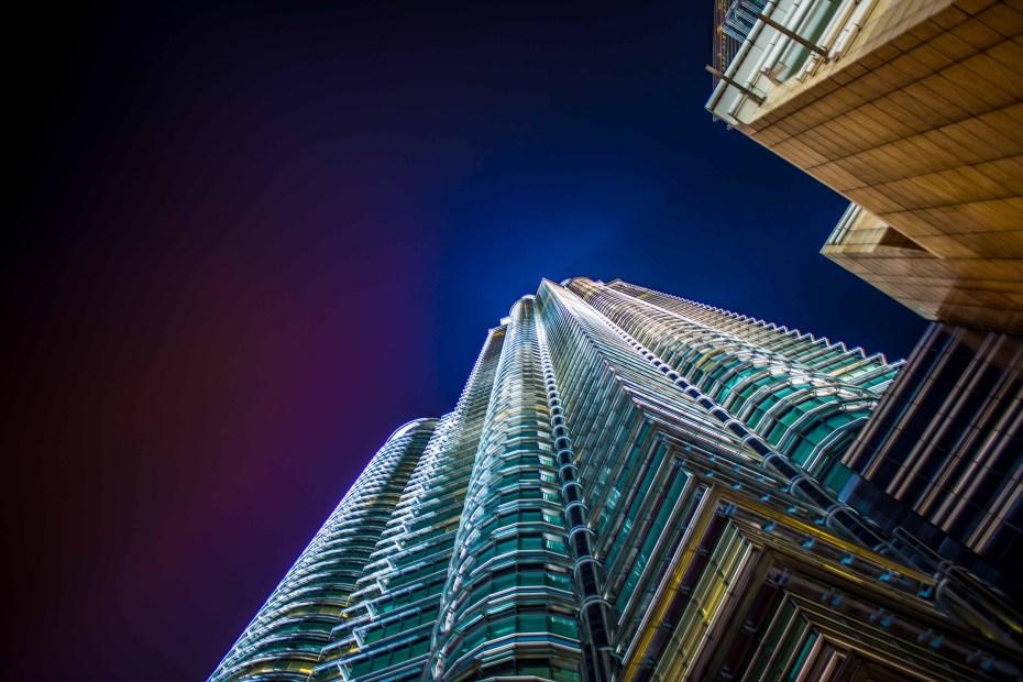 Kuala Lumpur Petronas Towers Malaisie blog voyage icietlabas