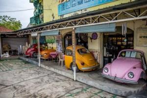 Malacca Melaka Malaisie Ici et la bas blog voyage