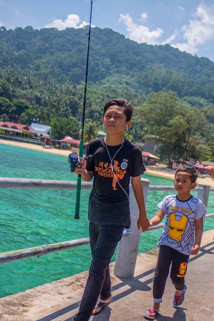Tioman Pulau Malaisie Malaysia Blog voyage Icietlabas