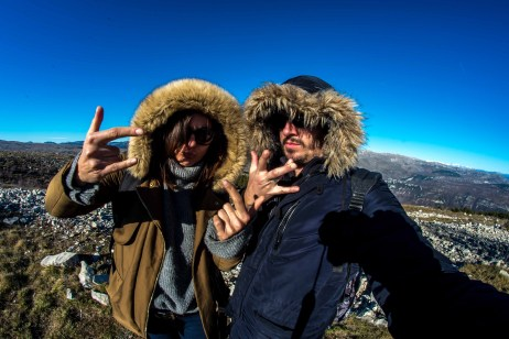 Randonnée Caussols provence alpes cote d'azur paca blog voyage icietlabas