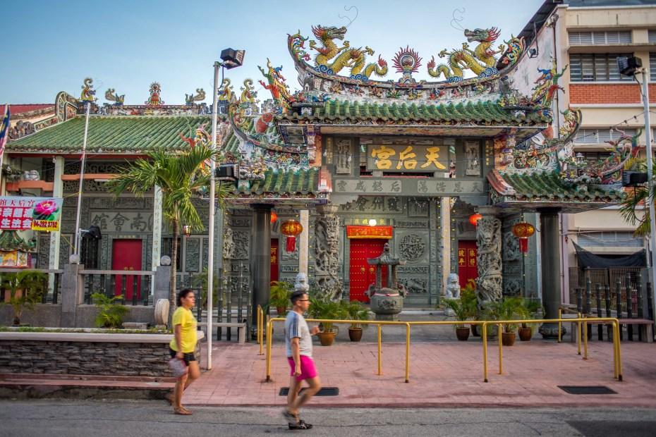 Georgetown Penang Malaisie Malaysia blog voyage icietlabas