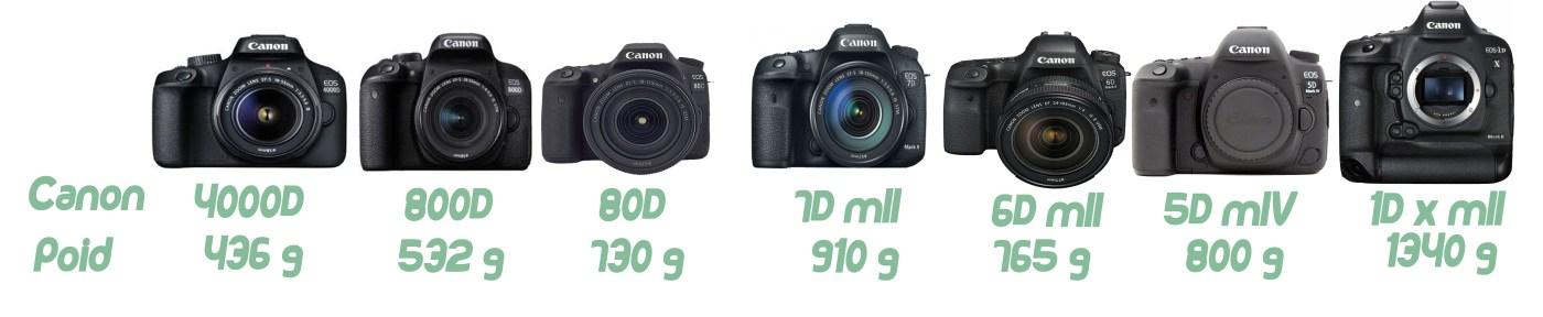 Choisir son premier reflex gamme canon icietlabas blogvoyage