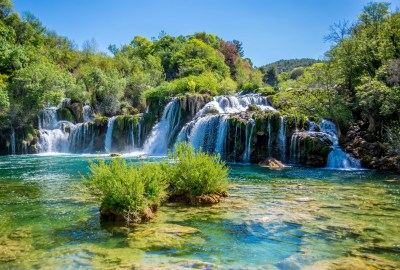Krka parc national Croatie blog voyage icietlabas