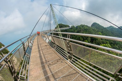 Sky Bridge Langkawi Malaisie Asie Blog Voyage Icietlabas