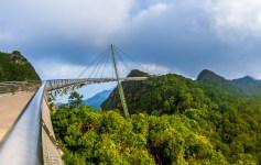 Sky Bridge Skybridge Langkawi Malaisie Icietlabas Blog Voyage