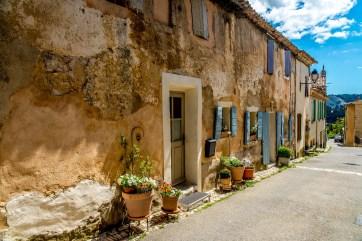 Rustrel village Luberon