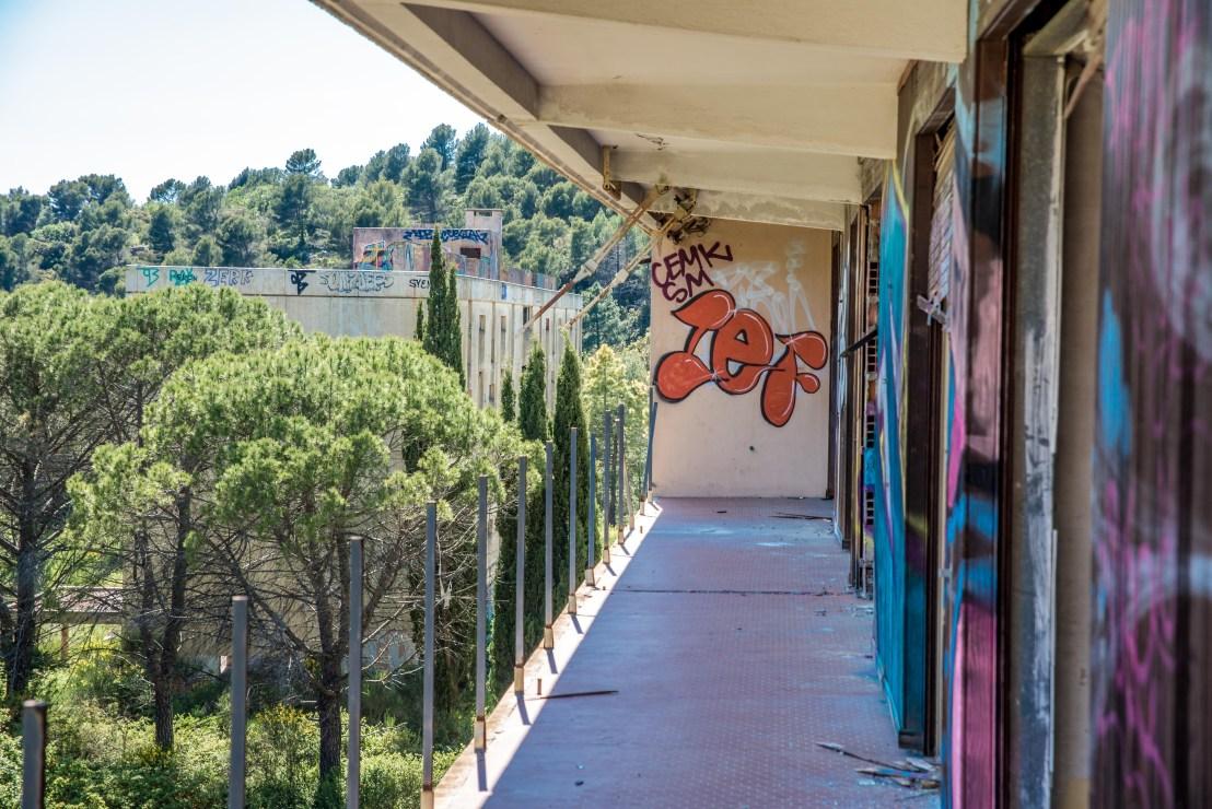 Urbex en Provence Alpes Cote d'Azur Blog Voyage