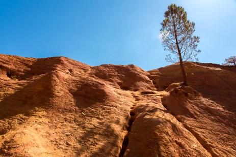 Colorado Provençal Rustrel Mines de Bruoux blog voyage icietlabas-7