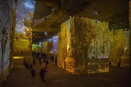van Gogh carrières de lumières baux de provence alpes cote dazur blogvoyage icietlabas