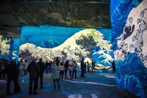 Japon carrières de lumières baux de provence alpes cote dazur blogvoyage icietlabas-28
