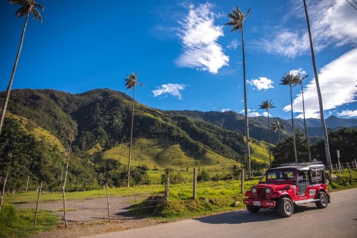 Vallée de la Cocora Quindo Colombie Blog Voyage