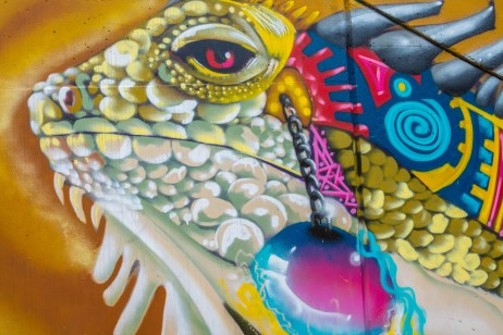 Comuna 13 Street Art Medellin Colombie Blog de Voyage Blog Voyage Trois semaines en Colombie-75
