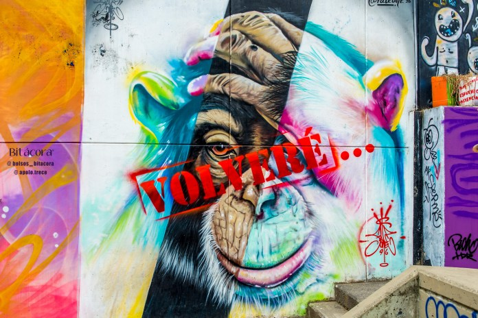 Comuna 13 Street Art Medellin Colombie Blog de Voyage Blog Voyage Trois semaines en Colombie-78
