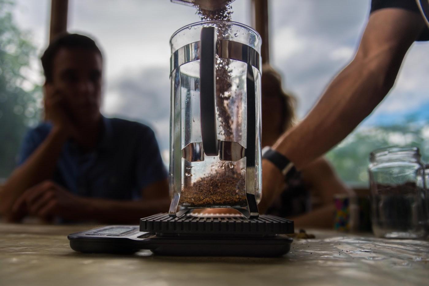 Finca Cafetera Saleto Colombie Blog Voyage