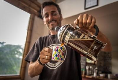 Finca Momota Cafetera Saleto Colombie Blog Voyage