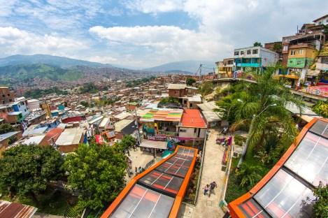trois semaines en Colombie Communa 13 Blog de voyage Blog Voyage