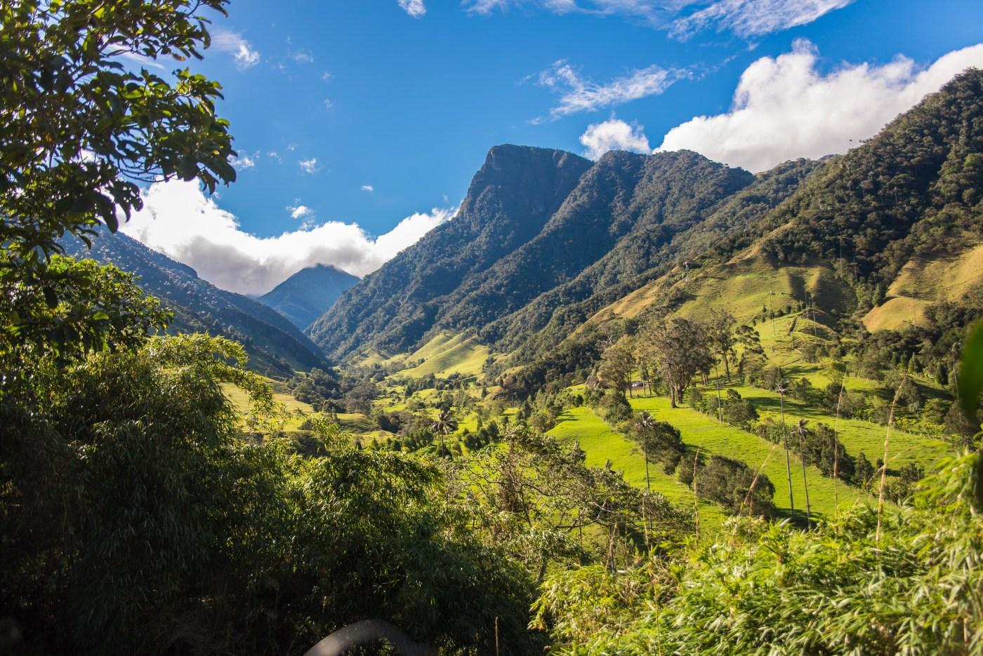 Salento Colombie Blog Voyage