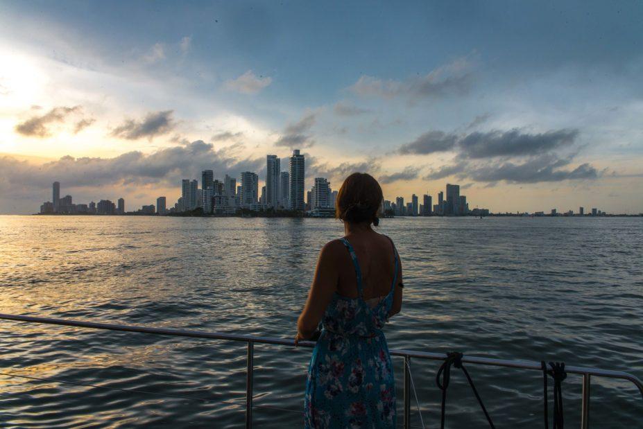 Trois semaines en Colombie Catamaran Blog Voyage