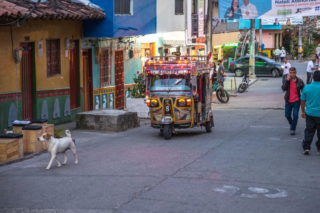Guatapé Colombie Piedra del Peñol blog voyage