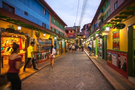 Guatapé Colombie Piedra del Peñol blog voyage-3