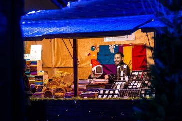 Village de Noël de Cannes que faire en Provence Alpes Cote d'Azur blog voyage