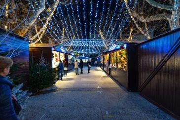Village de Noël de Cannes que faire en Provence Alpes Cote d'Azur blog voyage-2