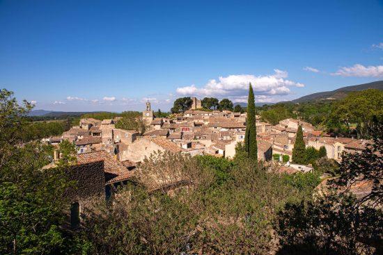 Cucuron blog voyage France