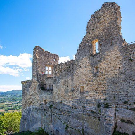 Lacoste Villages méconnus du Luberon blog voyage France