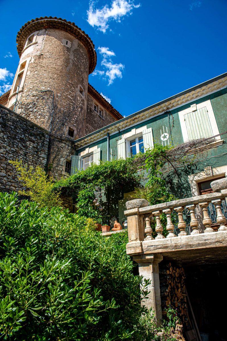 Rustrel Villages méconnus du Luberon blog voyage France-7