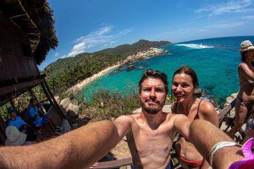 Tayrona National Parc Trois semaine en Colombie Blog Voyage-38