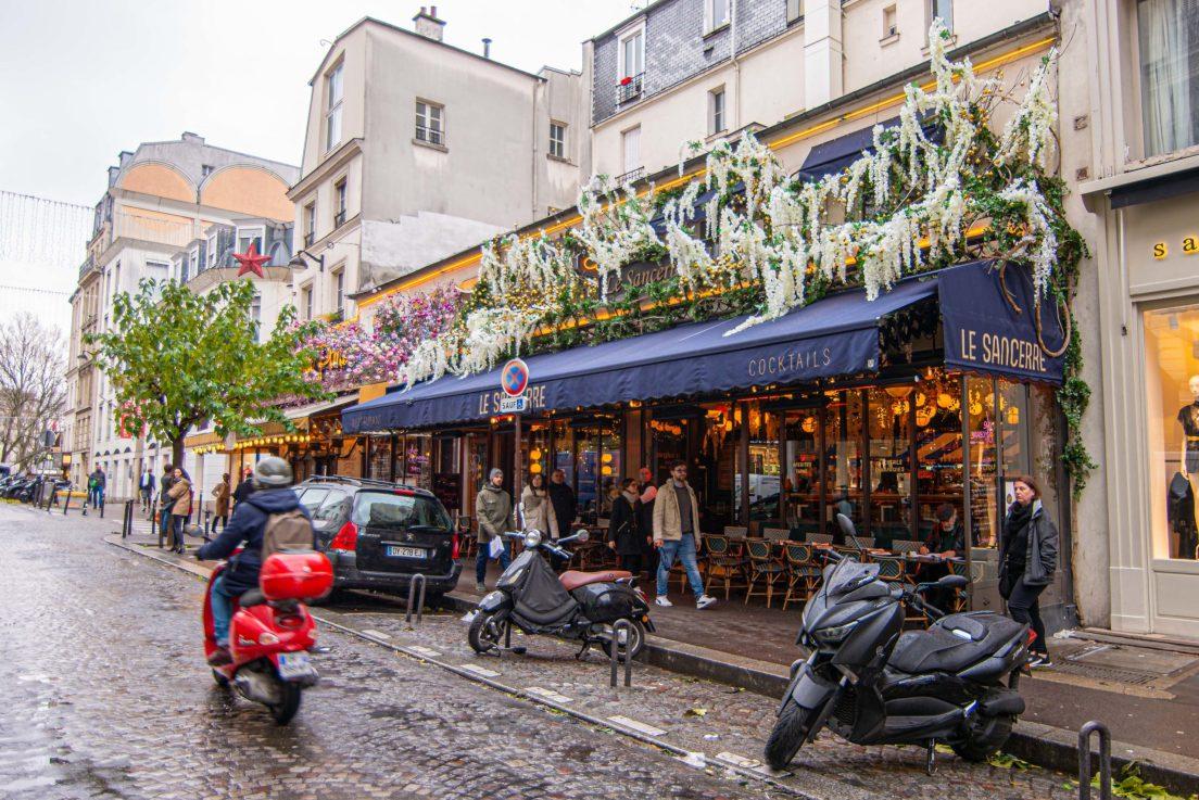 Quartier des Abesses Paris Blog voyage