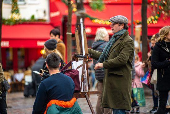 Montmartre Paris les visites incontournables de La Butte blog voyage-39