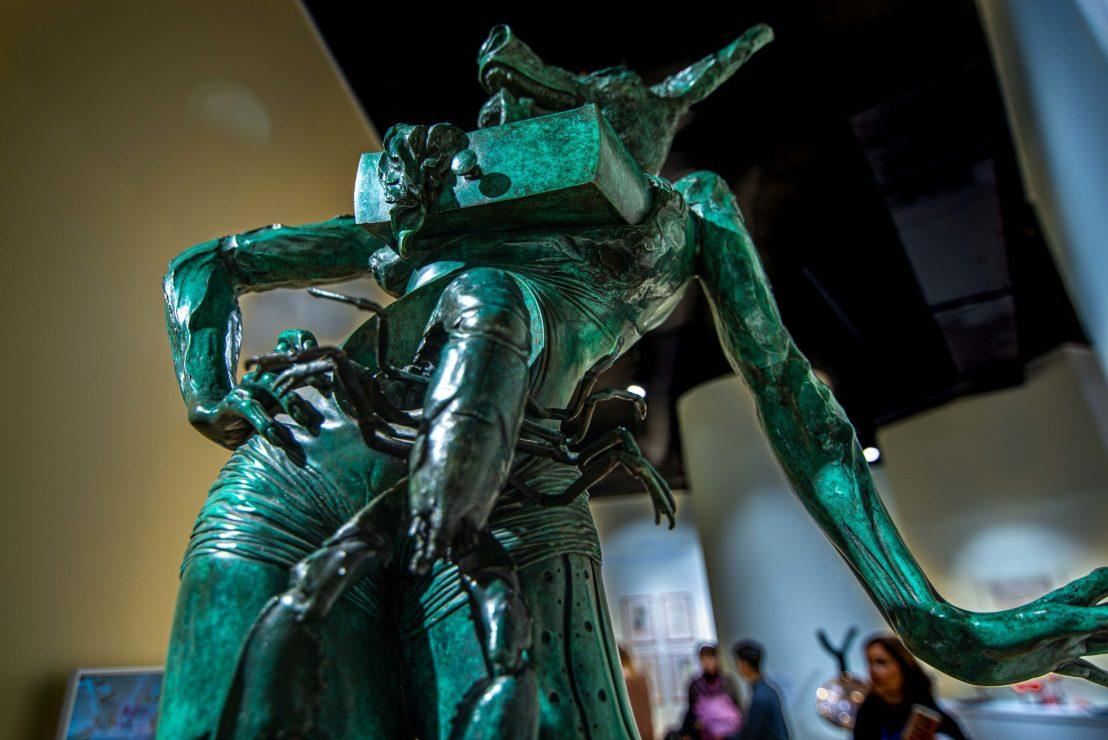 Musée Dali Montmartre Paris les visites incontournables de La Butte blog voyage