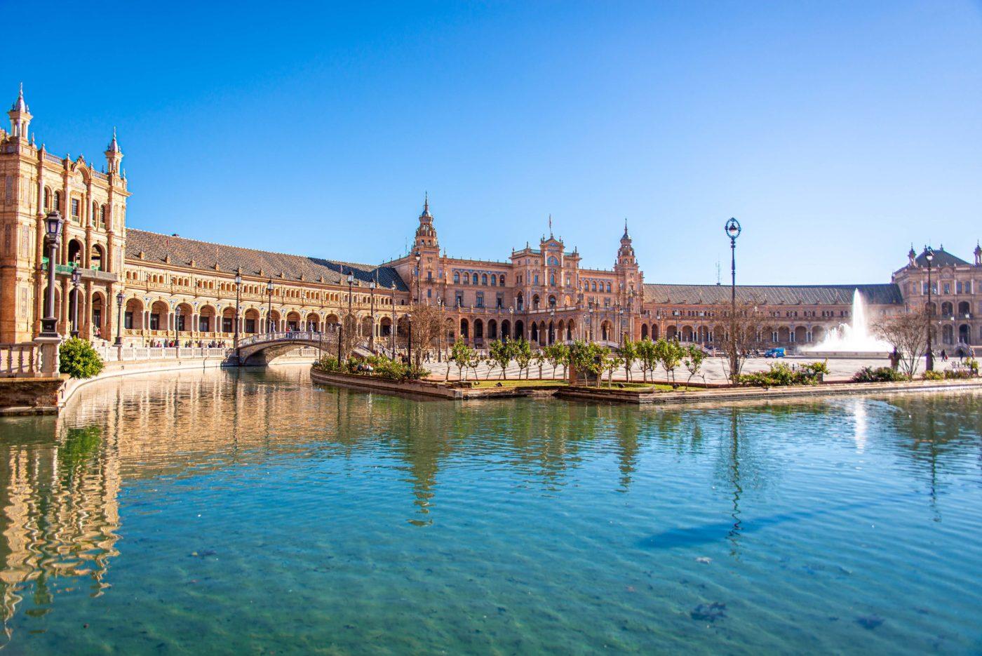Séville Espagne Andalousie Blog Voyage Andalousie Blog Redux