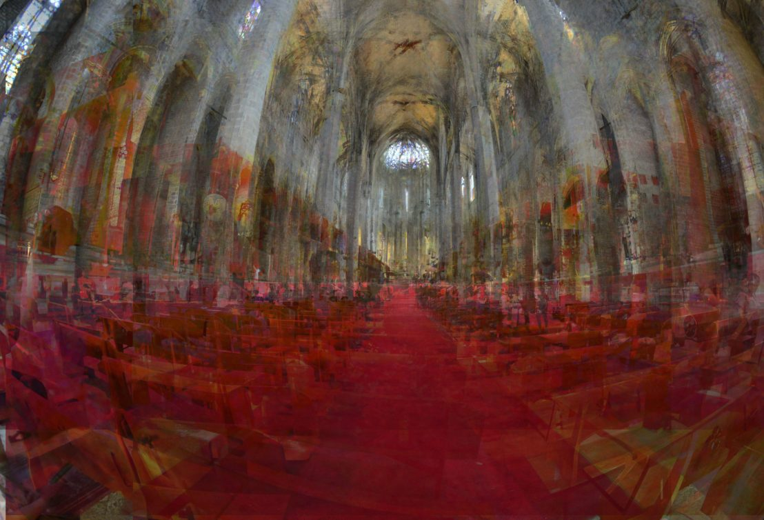 Digital Waste Impressionisme eglise Impressionisme Blog Voyage
