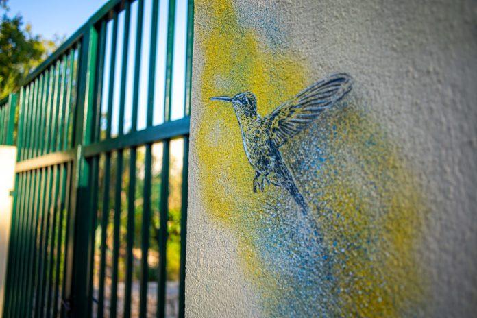 Street Art à Mouans-Sartoux Provence Alpes Côte d'Azur France blog voyage-13