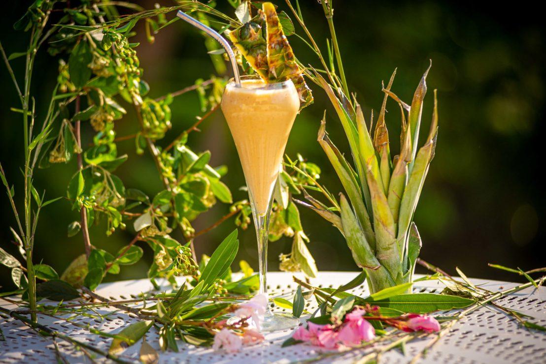 Piña Coladas cocktail originale et differente blog voyage cocktail rhum rum ron