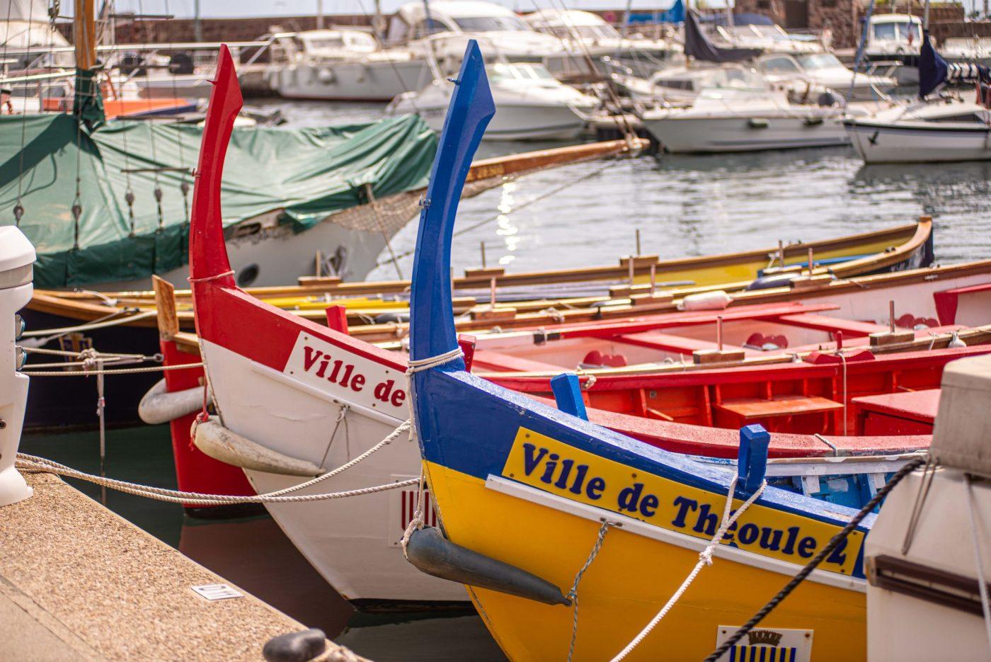 Premier weekend Mini Randonnée Théoule-Sur-Mer blog voyage