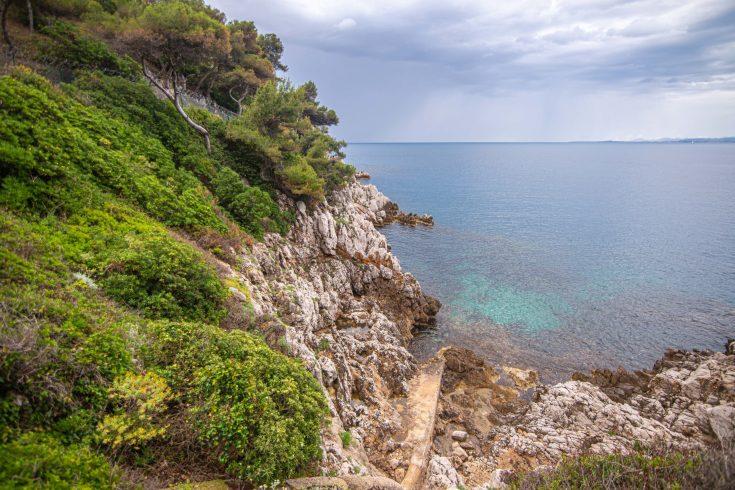 Saint-Jean-Cap-Ferrat Cap Ferrat Sentier du Littoral Sentier des Douaniers Blog Voyage Provence Alpes Cote D'azur_-32