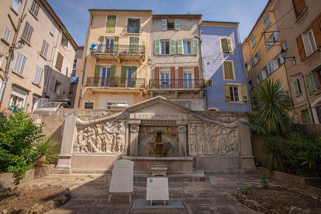 Barjols et ses fontaines département du Var Provence Alpes Côte d'Azur Paca blog voyage