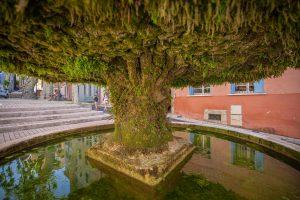 et ses fontaines département du Var Provence Alpes Côte d'Azur Paca blog voyage