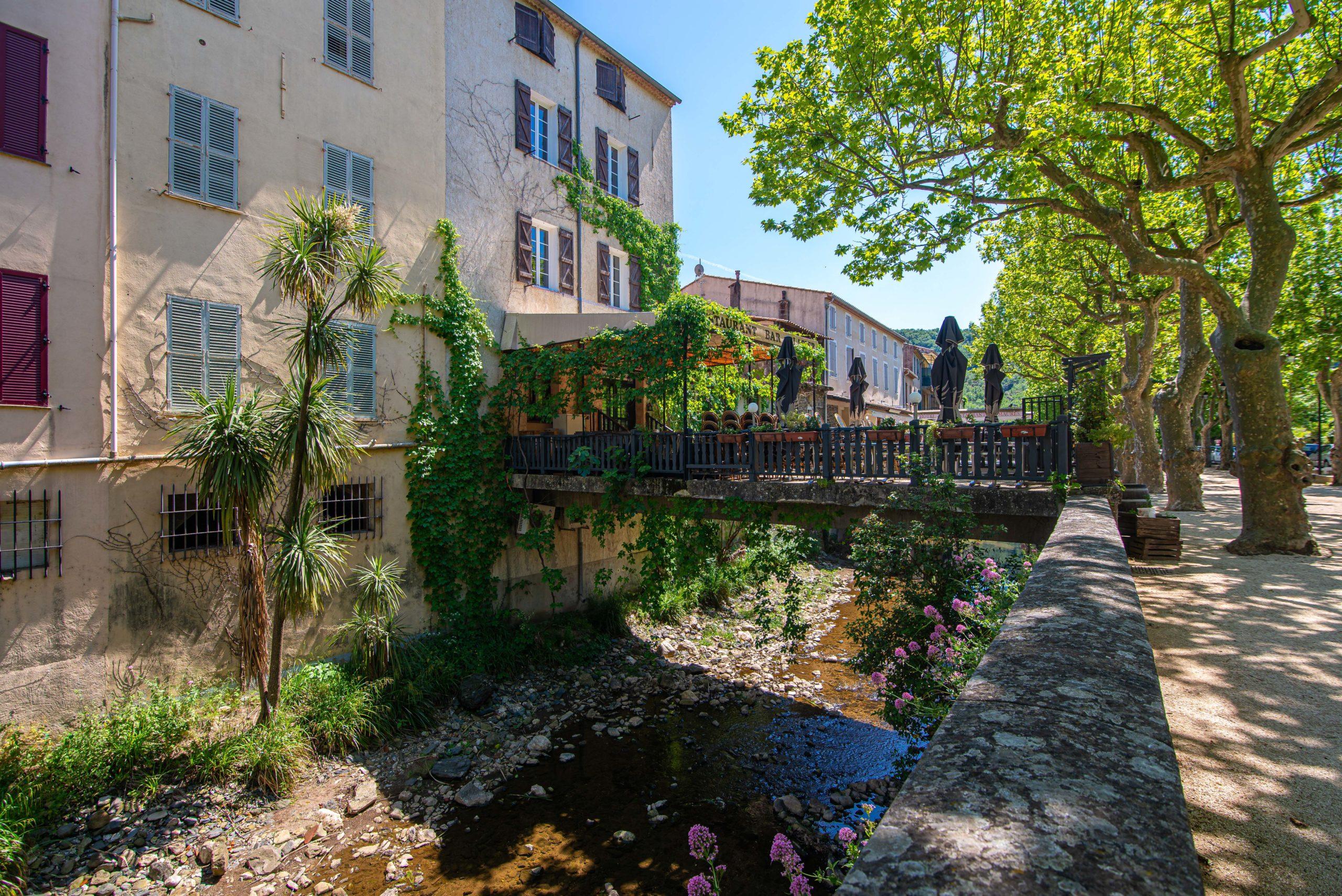 Collobrières département du Var Provence Alpes Côte d'Azur Paca blog voyage