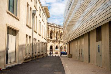 Occitanie l'éccuson musée de la romanité blog voyage road trip camargue luberon