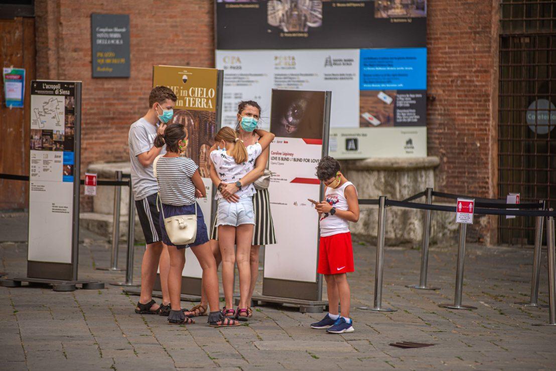 Coronavirus en Italie Blog Voyage