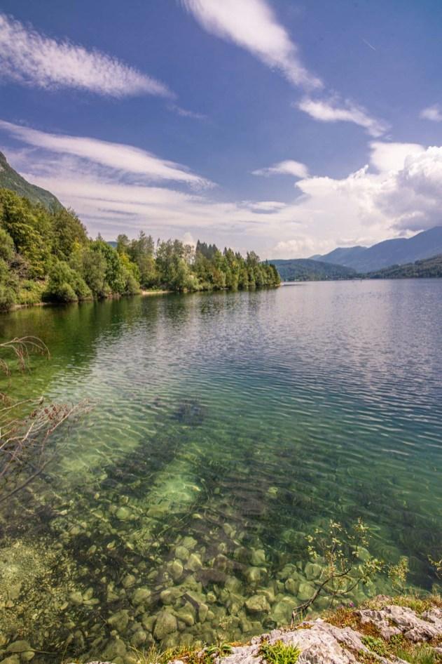 Lac de Bohinj une semaine en Slovénie Blog voyage Europe-22
