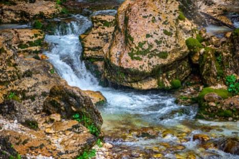 Cascade Peričnik Visite Slovénie Blog Voyage Une semaine en Slovénie-18
